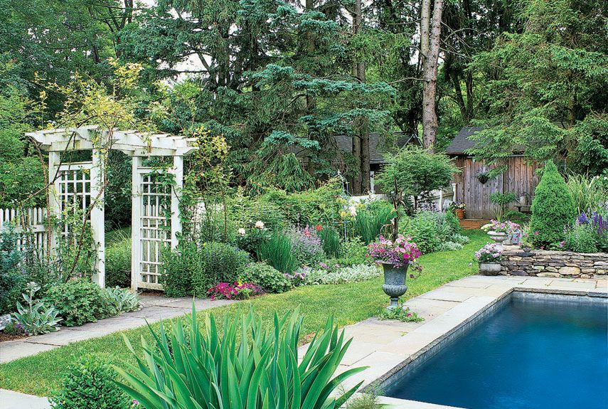 garden landscape 52 best front yard and backyard landscaping ideas - landscaping designs XSZEOUJ