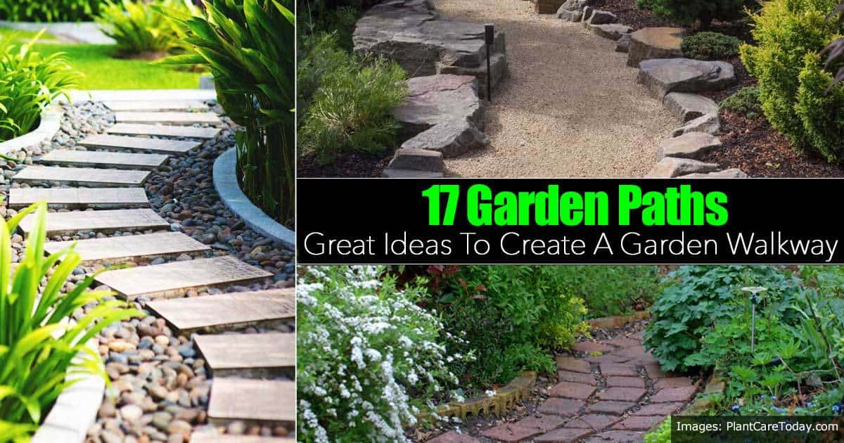 garden path ideas garden path LAJUMIN