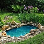 garden ponds design ideas AMUNKXD