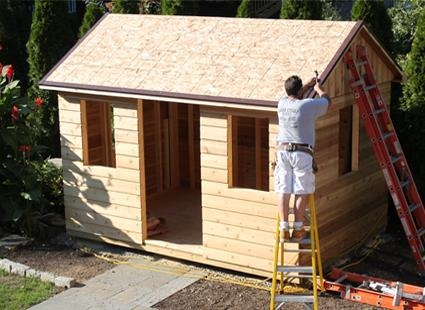 garden shed kits build a diy shed kit