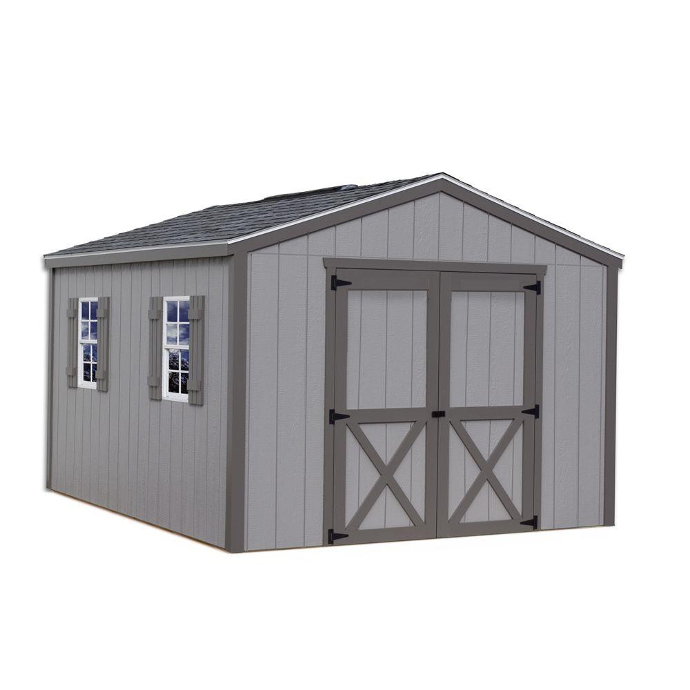 garden shed kits wood storage shed kit QIPIDAH