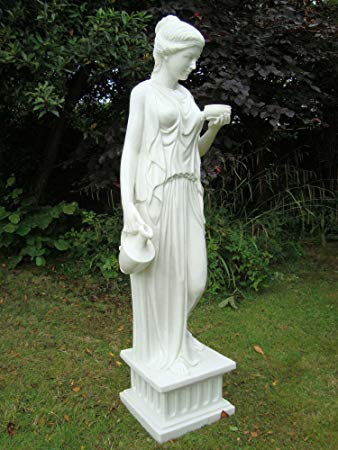 garden statue garden sculptures ornament art - hebe