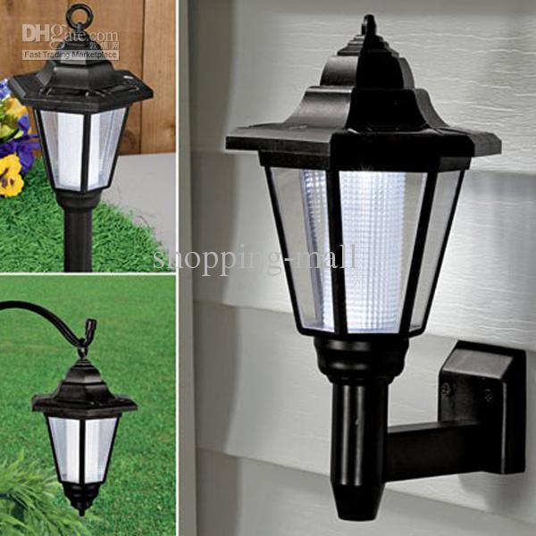 garden wall lights 2018 solar led wall light garden wall solar lights palace style from DZNKIAG