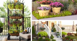 gardening ideas: vertical planter, container gardens, and landscape design  ideas. JLVDUWC