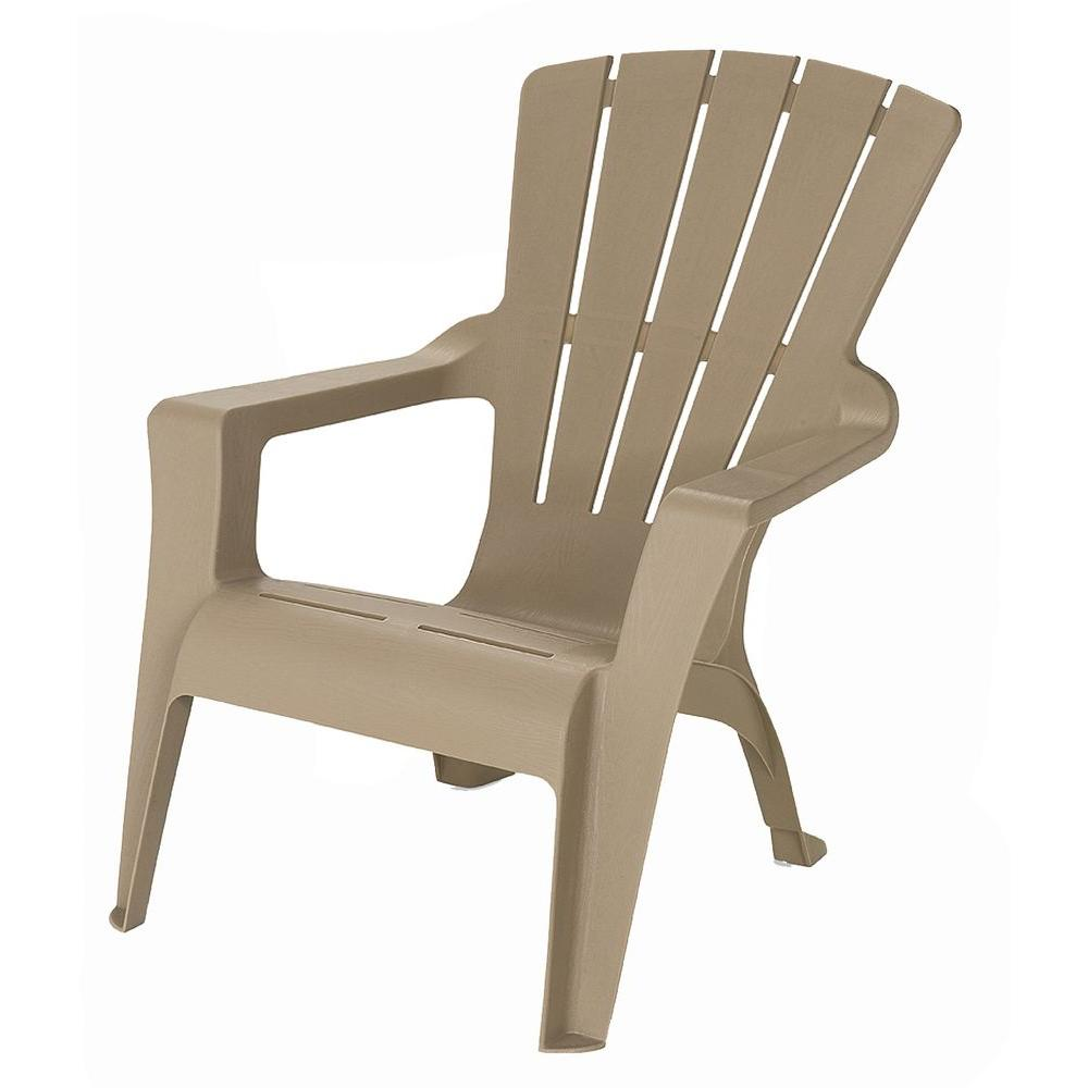 generic/unbranded adirondack mushroom patio chair YUXGKGQ