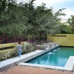 geometric pool design swimming pool bianchi design scottsdale,