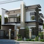 good modern contemporary house designs philippines QBSXOQM