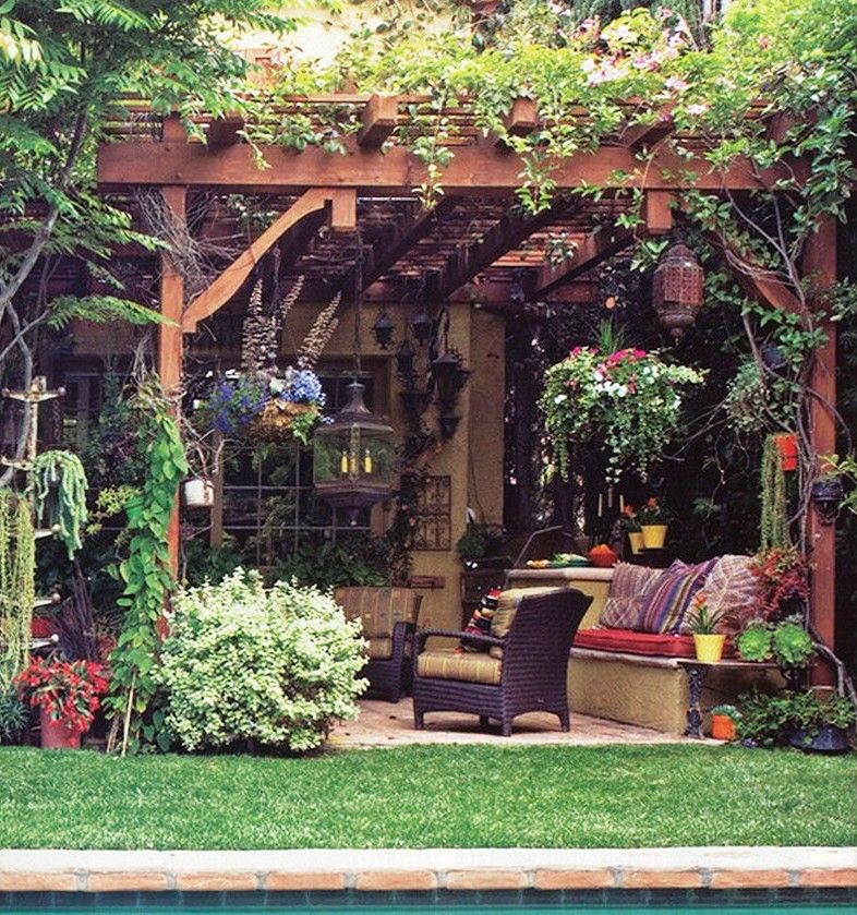 Why you should build grape arbor