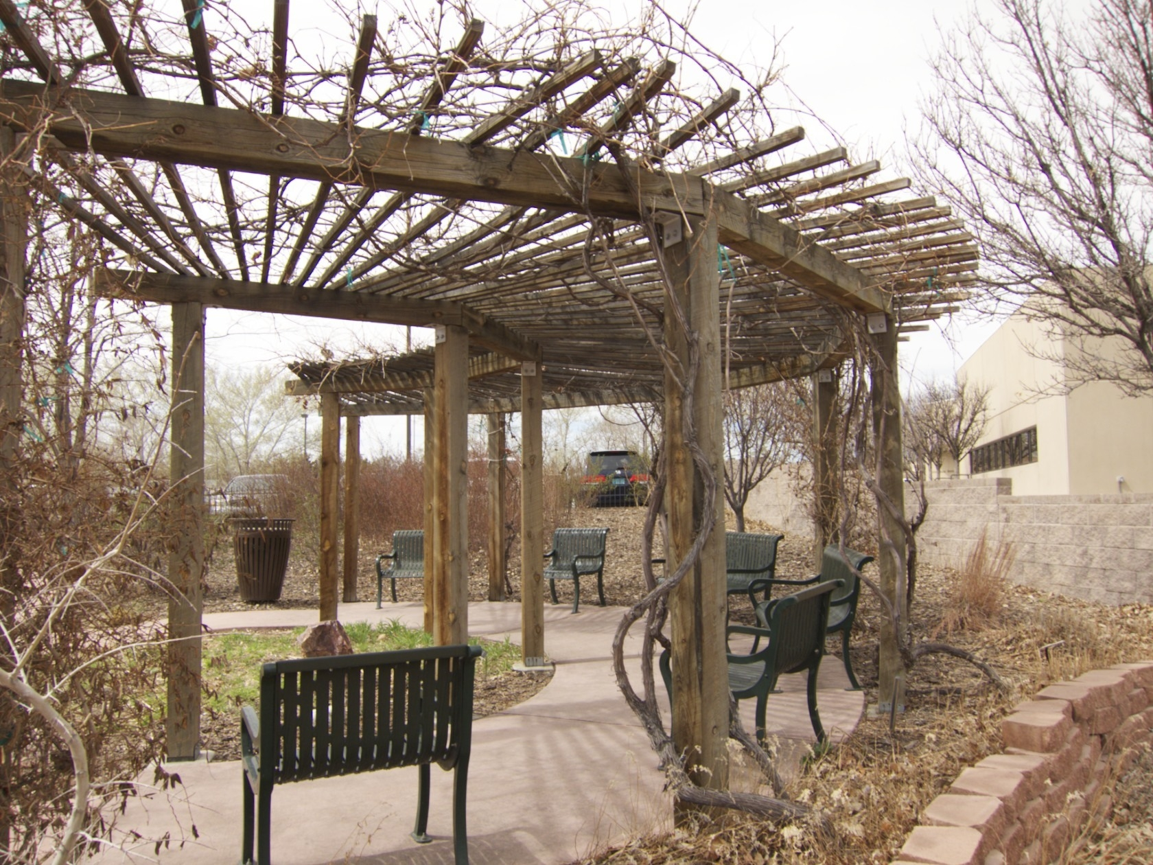grape arbor plans ideas of how to build a trellis for grapes CTEDEAQ