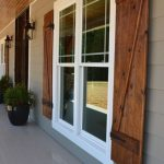 Install wooden shutters for your Home