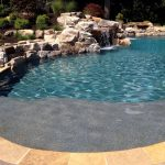 gunite pool concrete pools, also called gunite, let