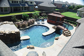 gunite pool the pool finish: NUPNAWD