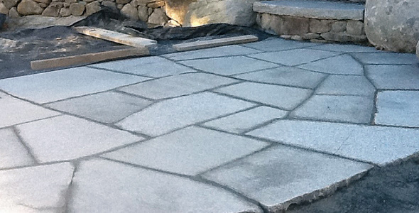 historic granite pavers from new england - sawn and thermaled | olde WEISJQB