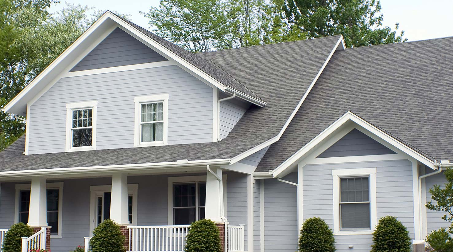 House Exterior Colours enhance its Aesthetic Appeal