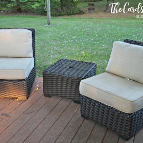 how to clean patio cushions JRKHRYJ
