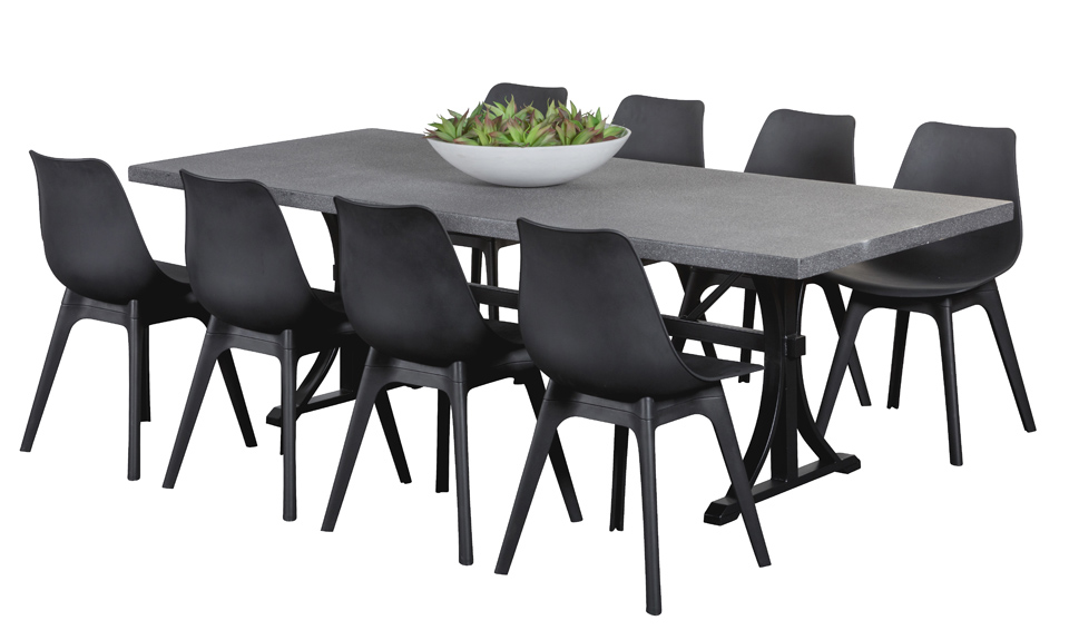 image for plastic outdoor table and chairs AHLTTRB