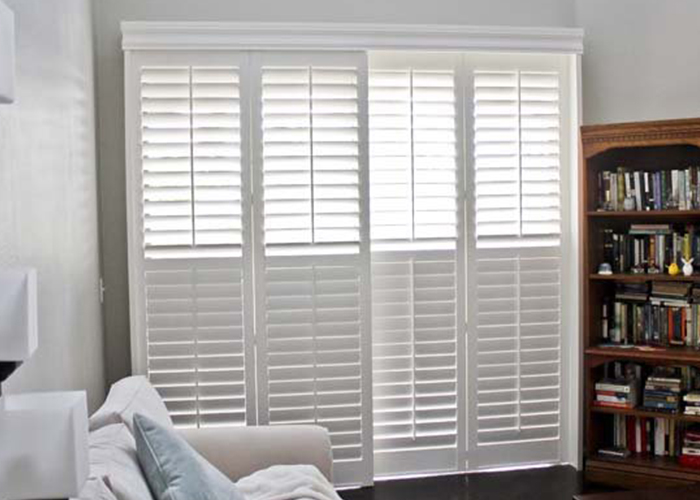 indoor shutters product name:decorative interior pvc shutter door