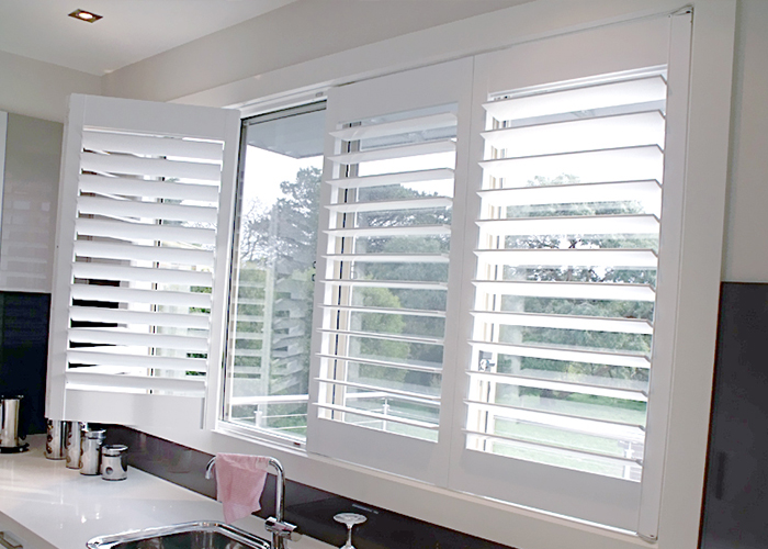 indoor shutters product name:soundproof pvc plantation shutters with adjustable blades PJASXHD