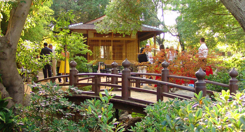 japanese garden rental | wedding location | special