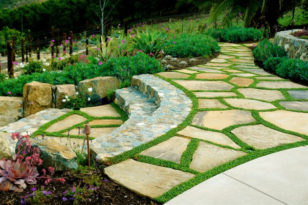 landscape design ideas 15 ideas for your garden from the mediterranean landscape design DZPXPSB