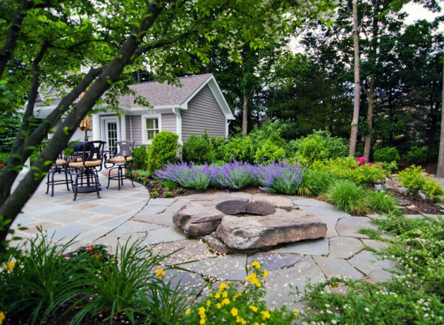 landscape design ideas 16 simple but beautiful backyard landscaping design ideas YSKGHPF