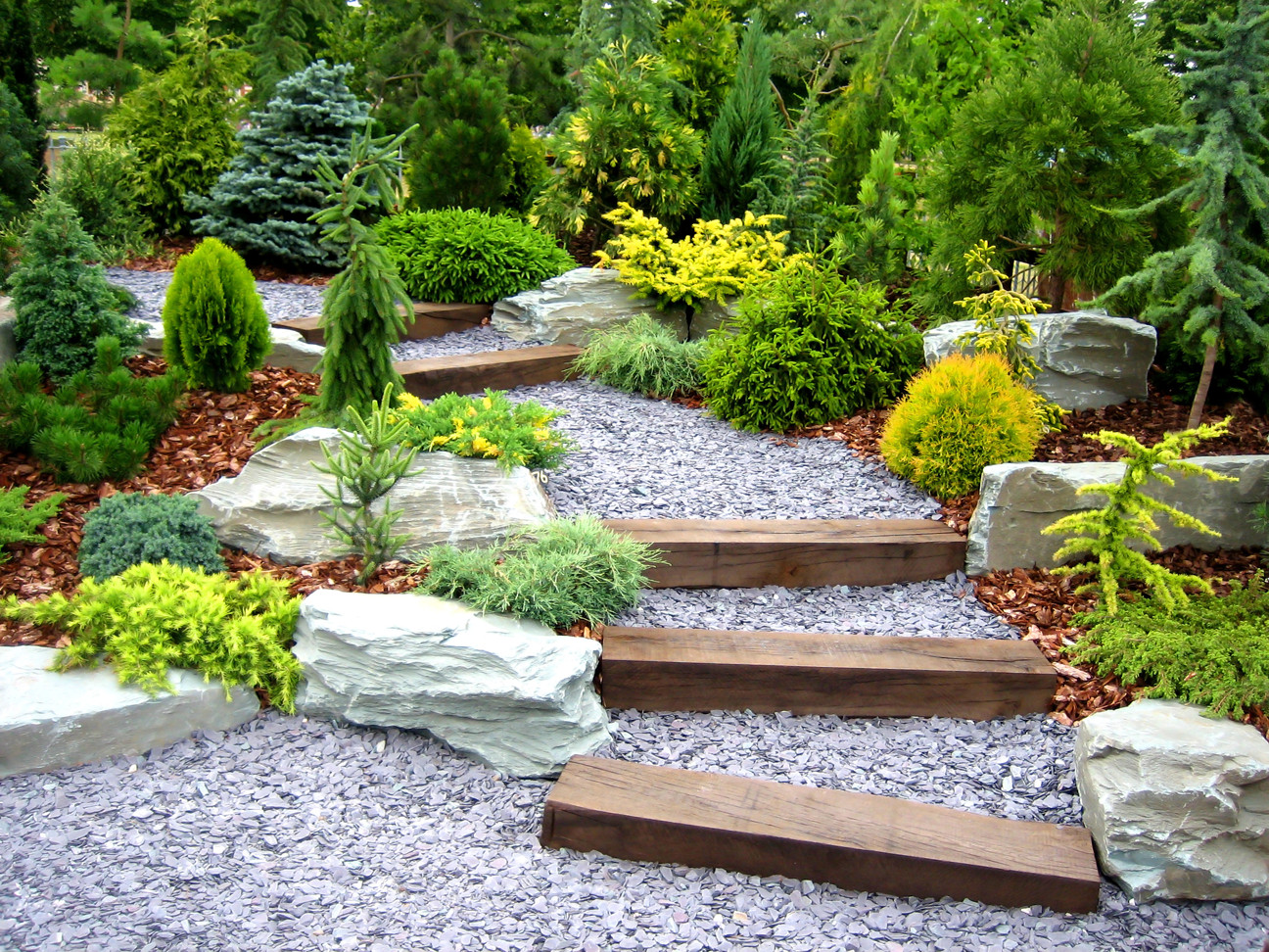 landscape design images ideas ZBVQZAW
