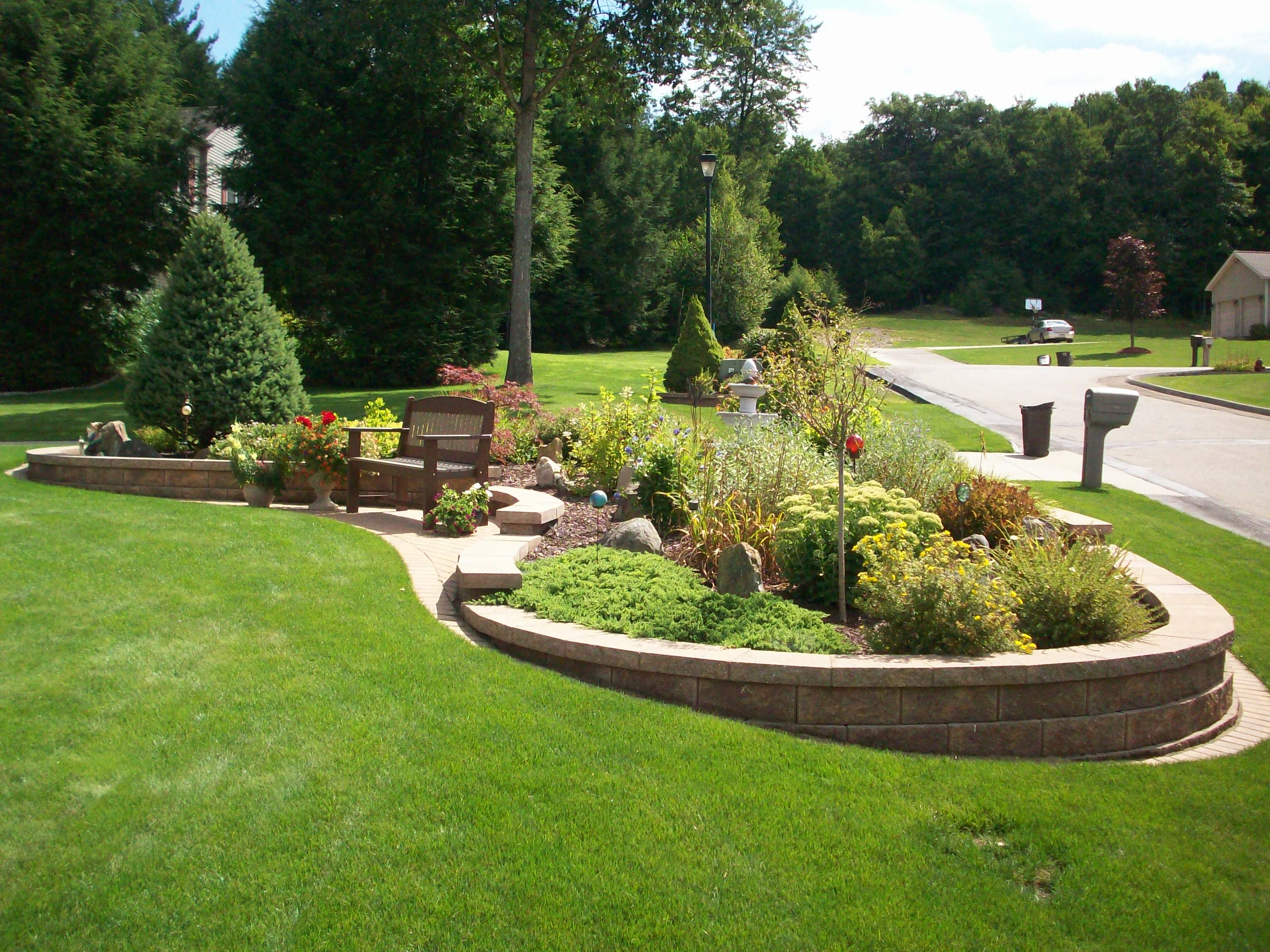 landscape design local landscaping clarion county, pa. DIMXOON