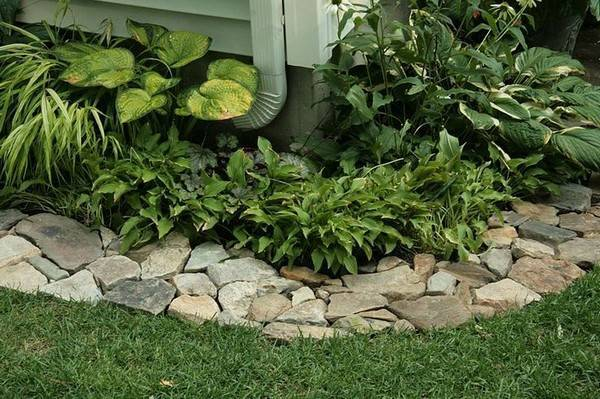 landscape edging ideas source: plantedwell.com UWDMQUO