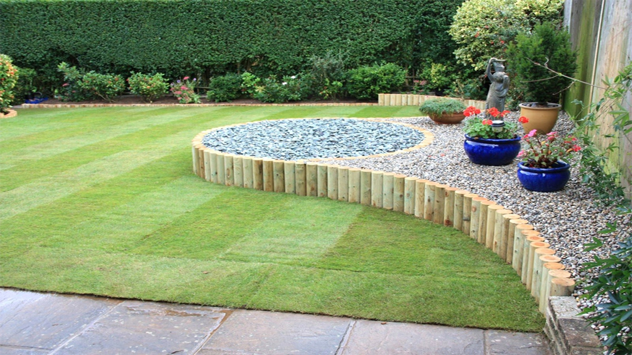landscape garden design ideas and get inspired to