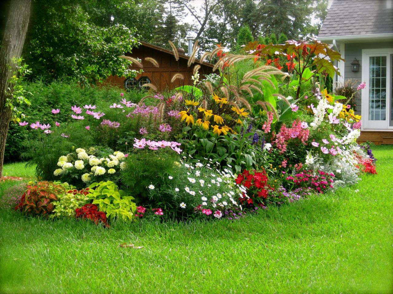 landscaping and garden ideas | landscape garden ideas,landscape
