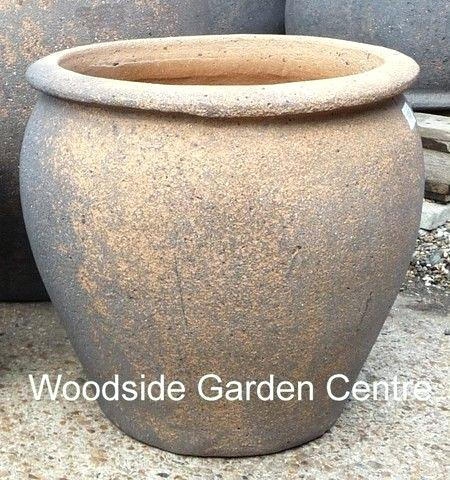 large garden pots large old stone tree planter garden pot pots near me SMZXZQU