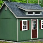 large garden sheds check out the newest addition
