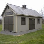 large shed 12u0027x24u0027 custom garden shed with tall