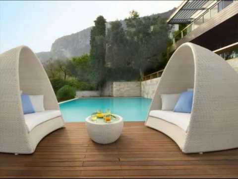 luxury garden furniture wooden design in uk XNZYDOP