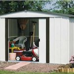 metal garden sheds newburgh 10x8 arrow storage shed