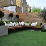 Adjusting to the modern garden design