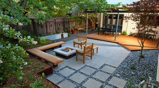 modern landscape design 16 captivating modern landscape designs for a modern backyard LBTLHGM