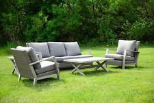 modern patio furniture modern outdoor sofa set weatherproof patio furniture sunbrella cushions LUSEDIT