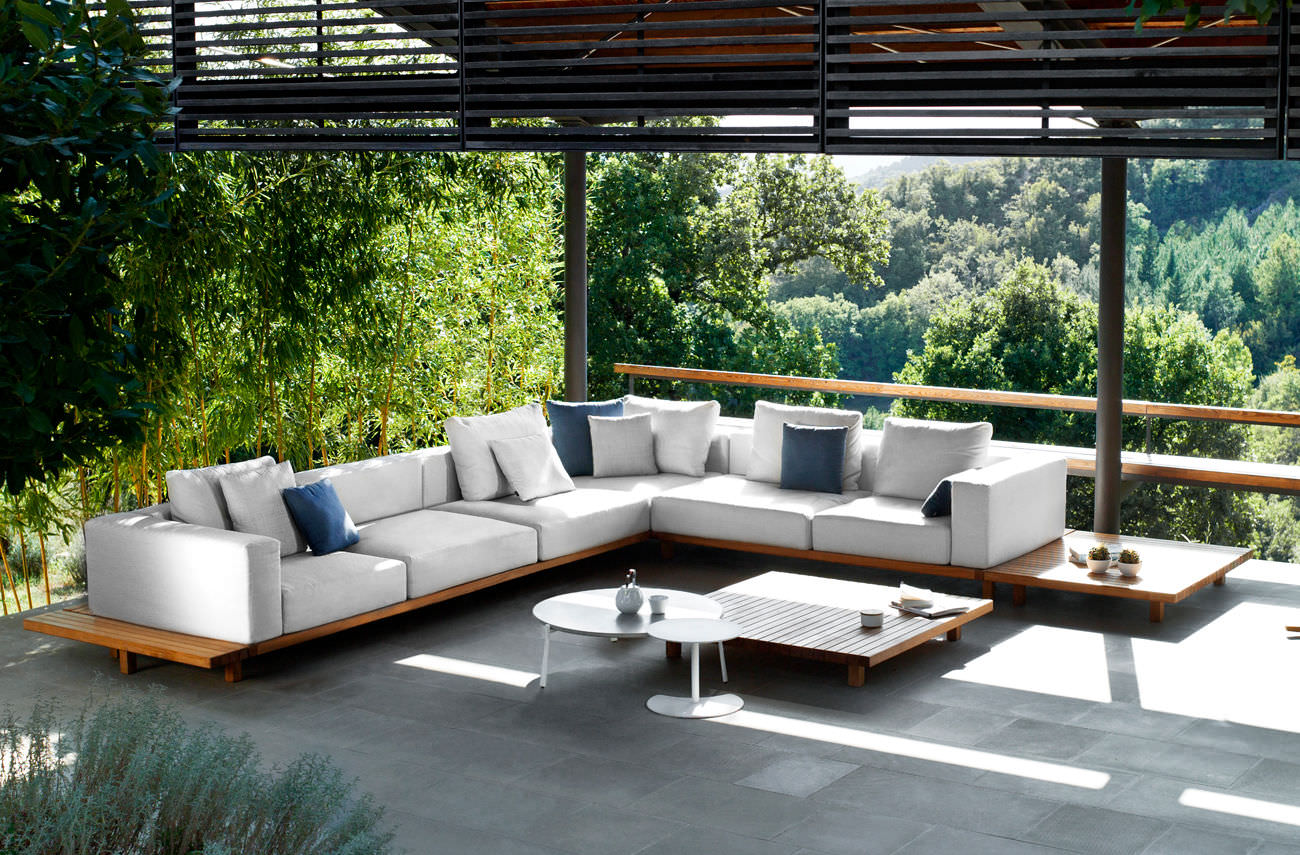modern patio furniture style TYFNQEB