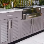 outdoor cabinets stainless steel outdoor kitchen cabinets WJXRDIK
