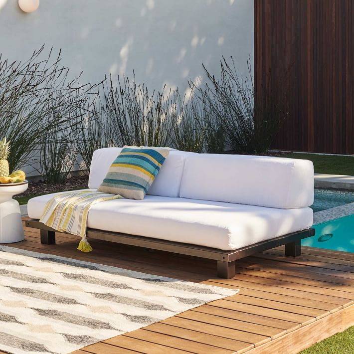 outdoor couch tillary® outdoor sofa | west elm CJQBZMD