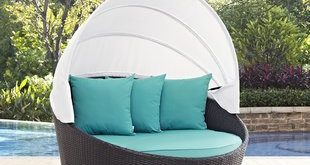 outdoor daybed with canopy save DRSVOSS