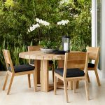 outdoor dining table larnaca outdoor round dining table