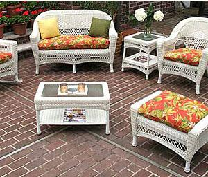 outdoor furniture cushions replacement cushions, mid size EEUKION