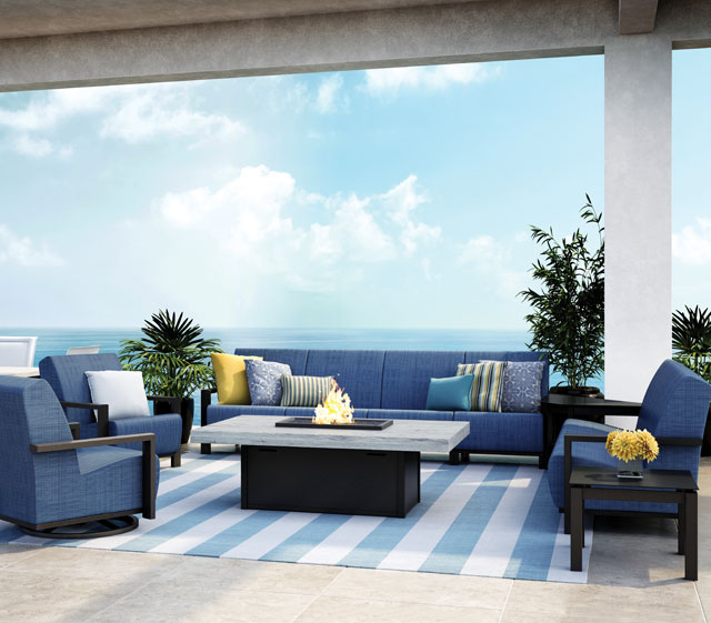 outdoor living furniture elements air ERBFXGH