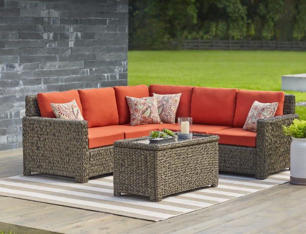outdoor lounge sets. patio conversation sets VRZWJBP