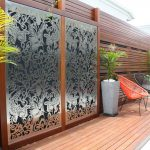 outdoor screens soulful decorative ... SALFJBY