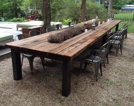 outdoor table hardscapes dou0027s and donu0027ts : what