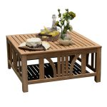 patio coffee table outdoor coffee tables youu0027ll love