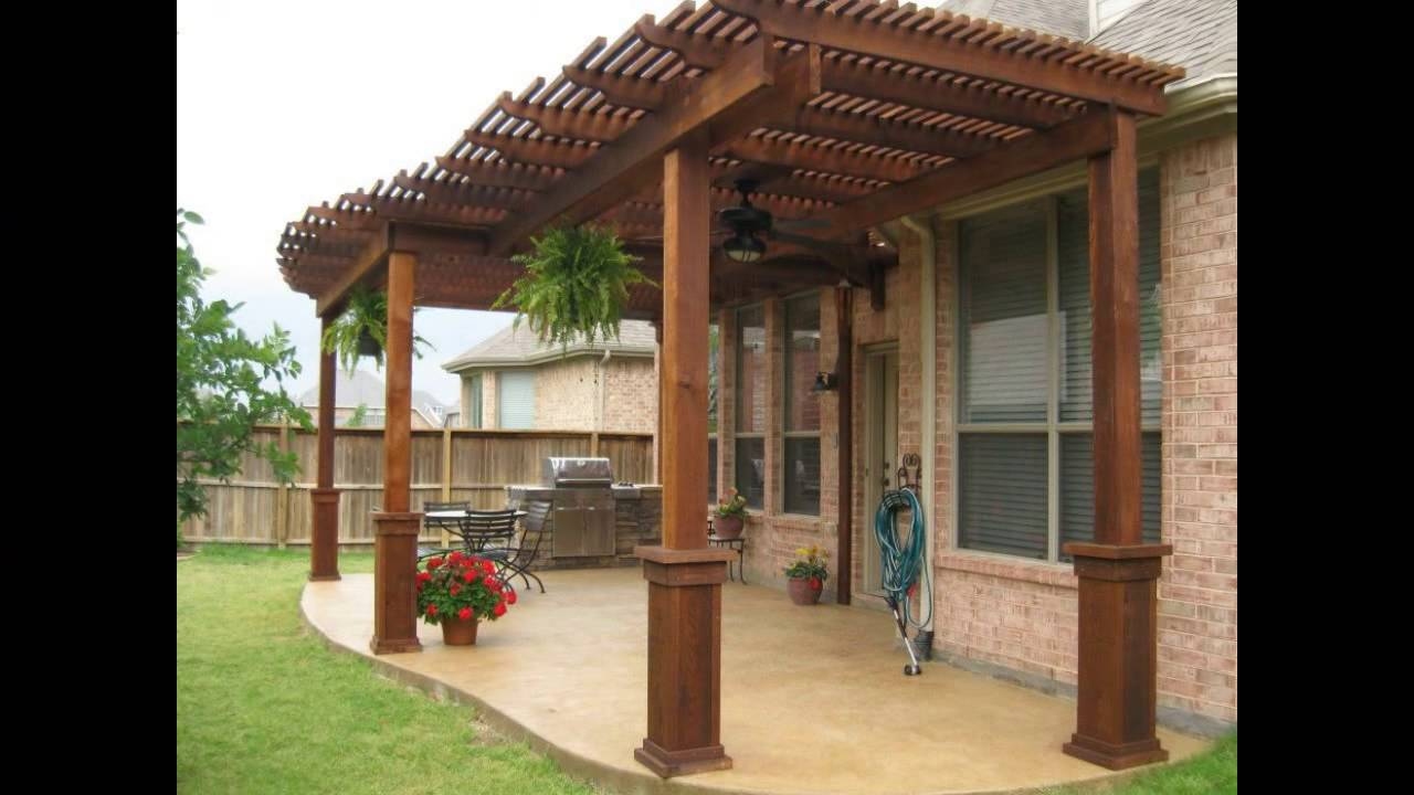 patio cover designs | wood patio cover designs | free standing patio UYNSZZC